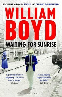 WAITING FOR SUNRISE | 9781408835272 | WILLIAM BOYD