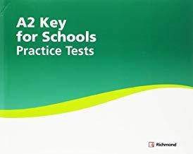 KET PRACTICE TESTS A2 KEY FOR SCHOOLS | 9788466828802