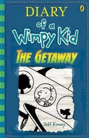 DIARY OF A WIMPY KID 12: THE GETAWAY | 9781419732669 | JEFF KINNEY