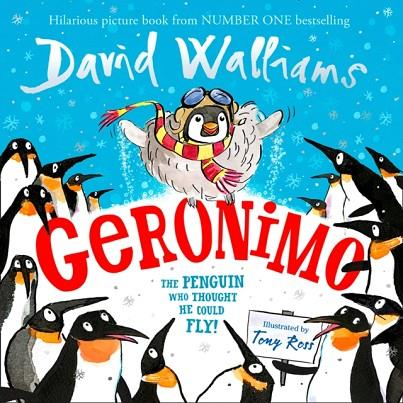 GERONIMO | 9780008279752 | DAVID WALLIAMS