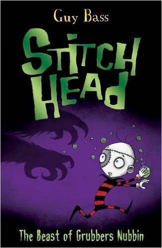 STITCH HEAD 5: THE BEAST OF GRUBBERS NUBBIN | 9781847156099 | GUY BASS