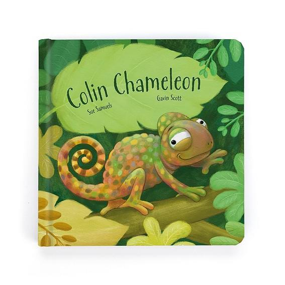 COLIN CHAMELEON BOOK | 0670983112672