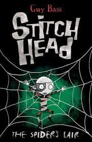 STITCH HEAD 4: THE SPIDER'S LAIR | 9781847153777 | GUY BASS