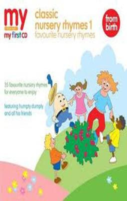 CLASSIC NURSERY RHYMES 1 CD | 9781847335289