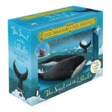 THE SNAIL AND THE WHALE : BOOK AND TOY GIFT SET | 9781529023831 | JULIA DONALDSON