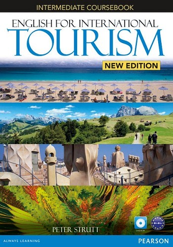 ENGLISH FOR INTERNATIONAL TOURISM INTERMEDIATE CB | 9781447923831 | PETER STRUTT