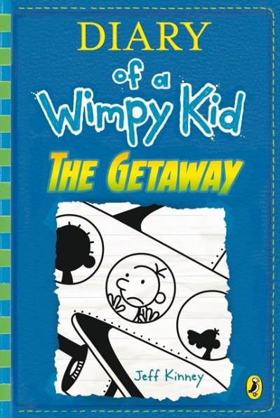 DIARY OF A WIMPY KID 12: THE GETAWAY | 9780141385297 | JEFF KINNEY