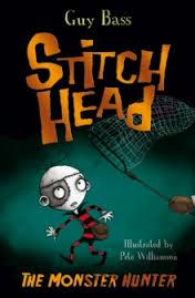 STITCH HEAD 6: THE MONSTER HUNTER | 9781847156495 | GUY BASS