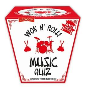 WOK N'ROLL' MUSIC QUIZ | 0677666021177 | LAGOON