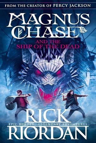 MAGNUS CHASE 03: THE SHIP OF THE DEAD  | 9780141342603 | RICK RIORDAN