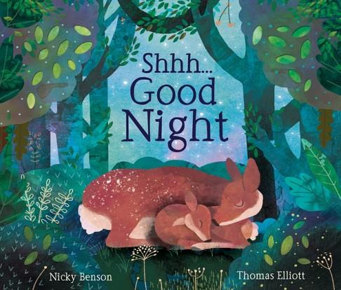 SHHH...GOOD NIGHT | 9781848578388 | NICKY BENSON