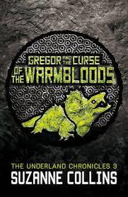 UNDERLAND CHRONICLES 3 GREGOR AND THE CURSE OF THE | 9781407137056 | SUZANNE COLLINS