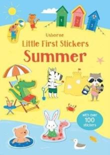 LITTLE FIRST STICKERS SUMMER | 9781474947626 | HANNAH WATSON