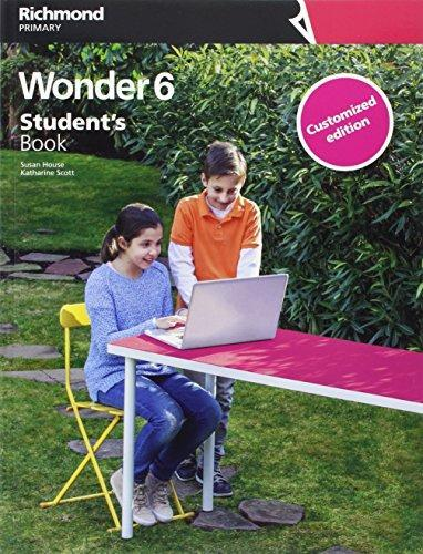 WONDER 6 STUDENT'S CUSTOMIZED | 9788466823173