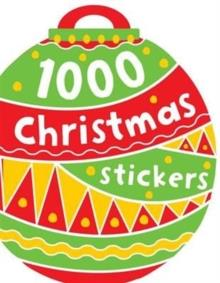 1000 CHRISTMAS STICKERS | 9781782356325 | MAKE BELIEVE IDEAS