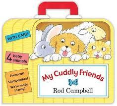 MY CUDDLY FRIENDS | 9781447298762 | ROD CAMPBELL