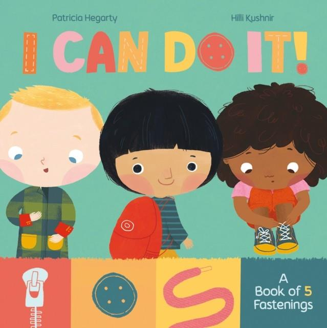 I CAN DO IT | 9781848578814 | PATRICIA HEGARTY