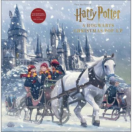 HARRY POTTER A HOGWARTS CHRISTMAS POP-UP | 9781683839002