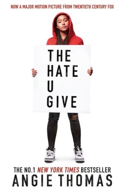 THE HATE U GIVE (FILM) | 9780062875686 | ANGIE THOMAS