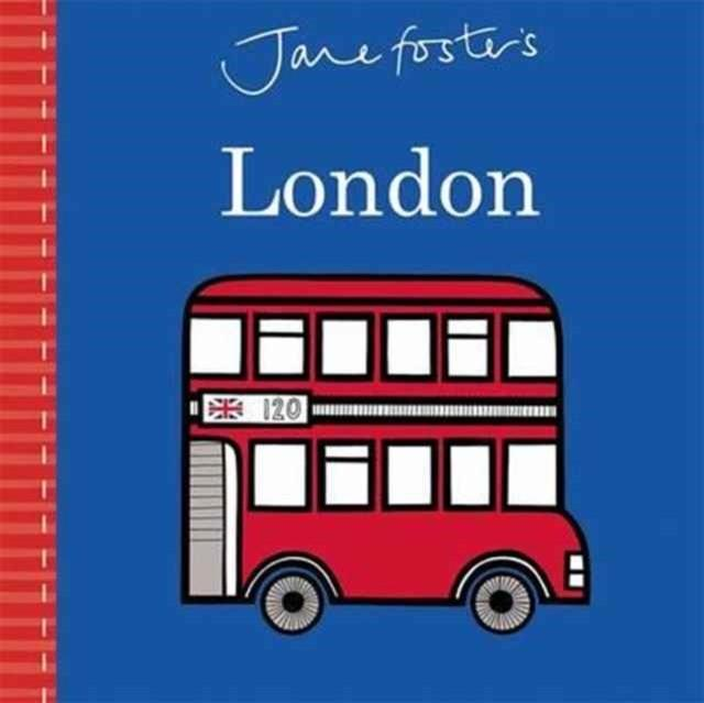 JANE FOSTER'S LONDON | 9781783708109 | JANE FOSTER