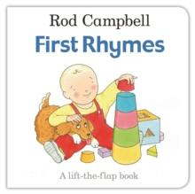 FIRST RHYMES | 9781509805471 | ROD CAMPBELL