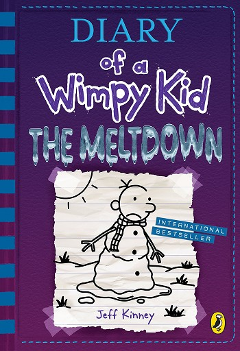 DIARY OF A WIMPY KID 13: THE MELTDOWN | 9780141378206 | JEFF KINNEY
