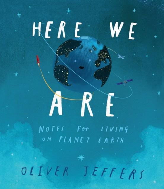 HERE WE ARE | 9780008266165 | OLIVER JEFFERS