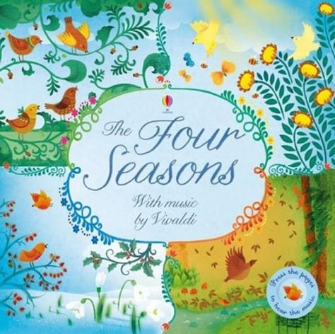 THE FOUR SEASONS | 9781474922074 | FIONA WATT