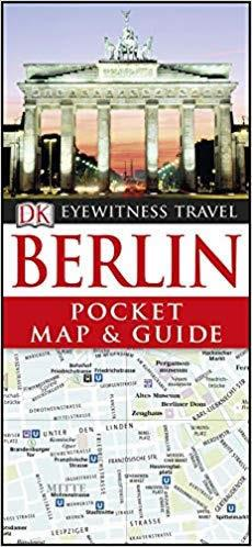 BERLIN POCKET MAP AND GUIDE EYEWITNESS | 9780241360125