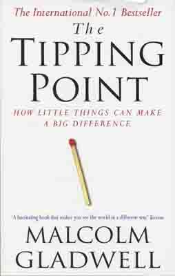 TIPPING POINT, THE | 9780349114460 | MALCOLM GLADWELL