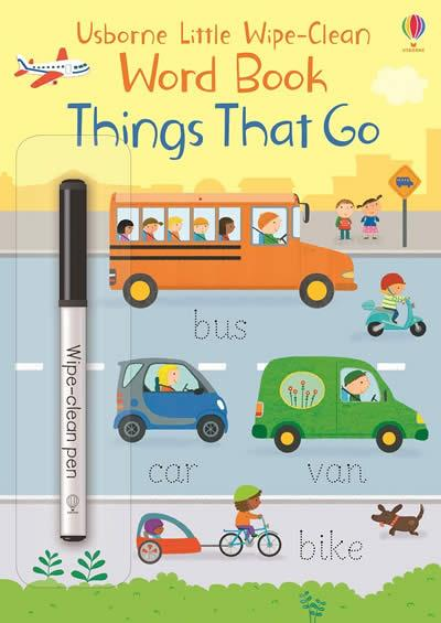 THINGS THAT GO | 9781474968133 | FELICITY BROOKS