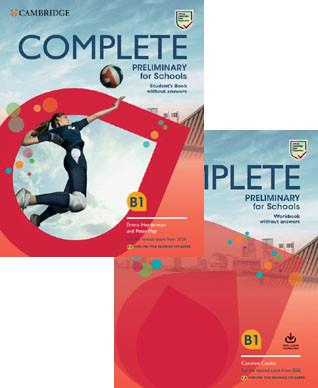 COMPLETE PRELIMINARY FOR SCHOOLS 2E STUDENT'S PACK NO KEY (SB+WB NO KEY) | 9788490360064 | VVAA