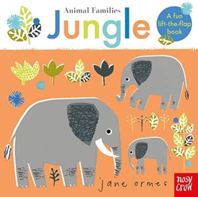 ANIMAL FAMILIES: JUNGLE | 9781788003544 | JANE ORMES