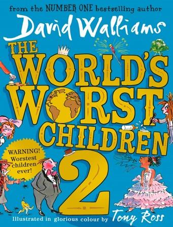 THE WORLD'S WORST CHILDREN 2 | 9780008259679 | DAVID WALLIAMS