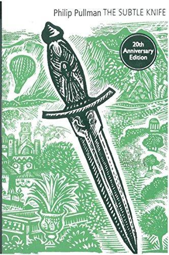 THE SUBTLE KNIFE | 9781407154183 | PHILIP PULLMAN