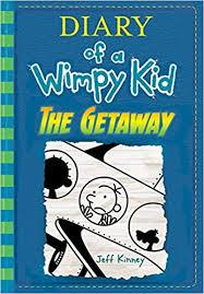 DIARY OF A WIMPY KID 12: THE GETAWAY | 9781419725456 | JEFF KINNEY