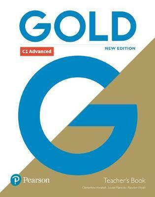 CAE GOLD ADVANCED NEW EDITION TEACHER'S BOOK AND DVD-ROM PACK | 9781292217758
