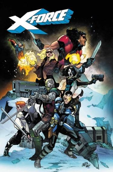 X-FORCE VOL.1: SINS OF THE PAST | 9781302915735 | ED BRISSON