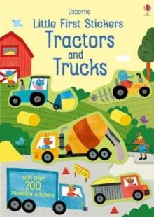 LITTLE FIRST STICKERS TRACTORS AND TRUCKS | 9781474968188 | HANNAH WATSON