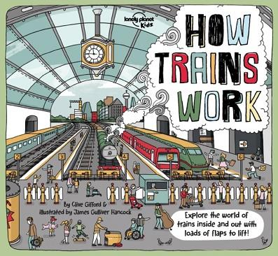 HOW TRAINS WORK | 9781788683272 | CLIVE GIFFORD
