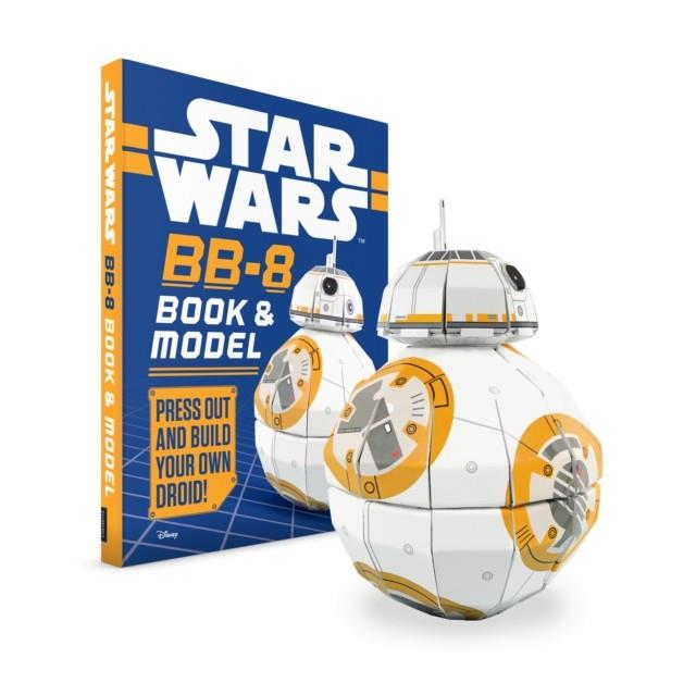 BB-8 BOOK AND MODEL | 9781405290623 | STAR WARS