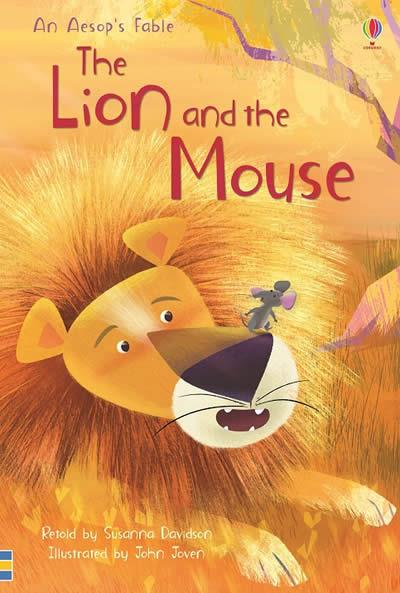 THE LION AND THE MOUSE | 9781474956550 | SUSANNA DAVIDSON