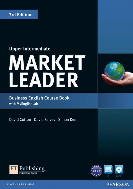 MARKET LEADER UPPERINTERMEDIATE 3E CB+MYENGLISHLAB | 9781447922292 | DAVID COTTON