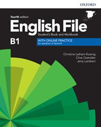 ENGLISH FILE INTERMEDIATE 4E SB+WB+KEY | 9780194058063 | CLIVE OXENDEN/CHRISTINA LATHAN-KOENIG