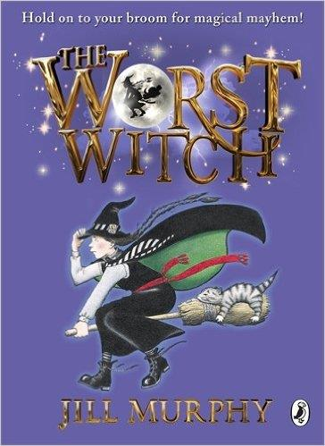 THE WORST WITCH 01 | 9780141349596 | JILL MURPHY