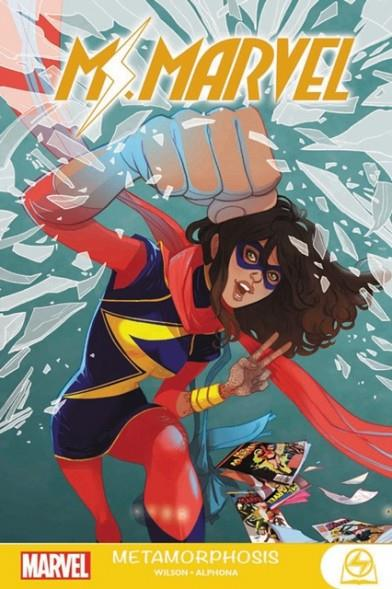MS. MARVEL: METAMORPHOSIS | 9781302918088 | MARK WAID