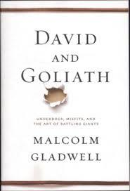 DAVID AND GOLIATH | 9780316251785 | MALCOLM GLADWELL