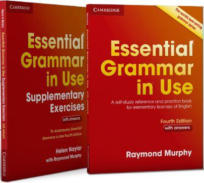 ESSENTIAL GRAMMAR IN USE BOOK WITH ANSWERS AND SUPPLEMENTARY EXERCISES PACK | 9781108868570 | RAYMOND MURPHY