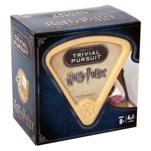 HARRY POTTER TRIVIAL PURSUIT BITE SIZE BOARD GAME | 5036905029612 | HASBRO