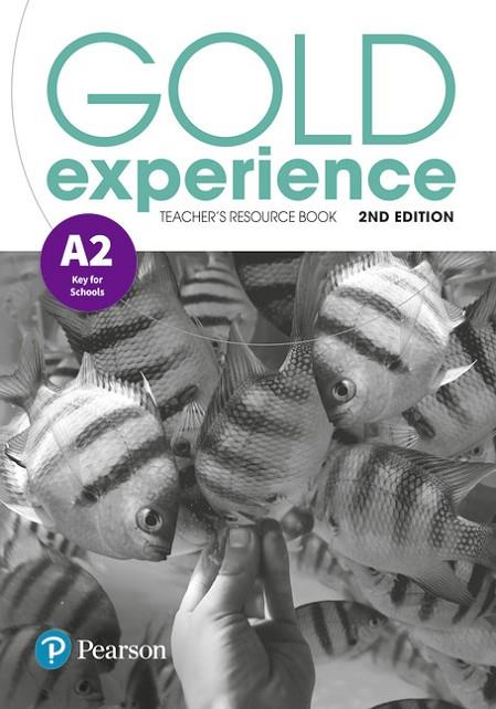 GOLD EXPERIENCE 2ND EDITION A2 TEACHER'S RESOURCE BOOK | 9781292194356 | ALEVIZOS, KATHRYN/GAYNOR, SUZANNE